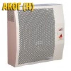 Конвектори АКОГ (H) з чавунним теплообмінником